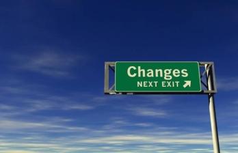 ChangeRoadSign