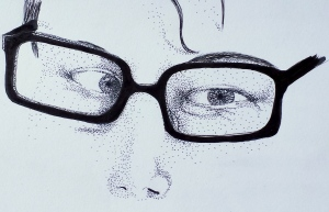 Glasses_Stippling