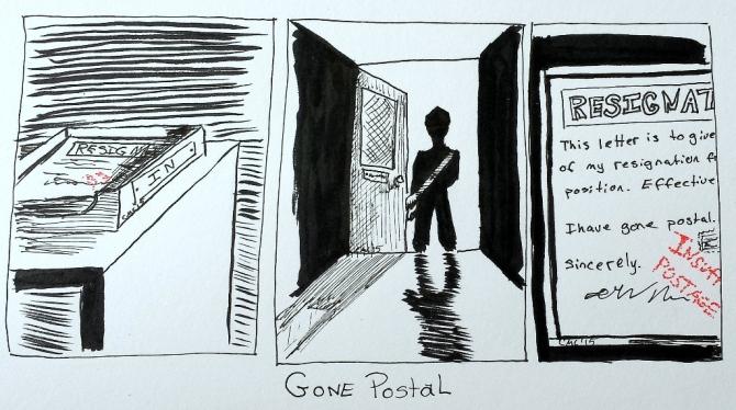 GonePostal