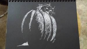 CatandPumpkin
