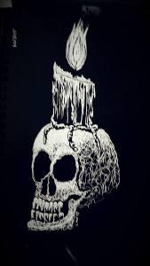 ScribbleSkull
