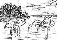 FlamingoPuzzle